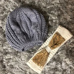 Its a twofer! Two winter items